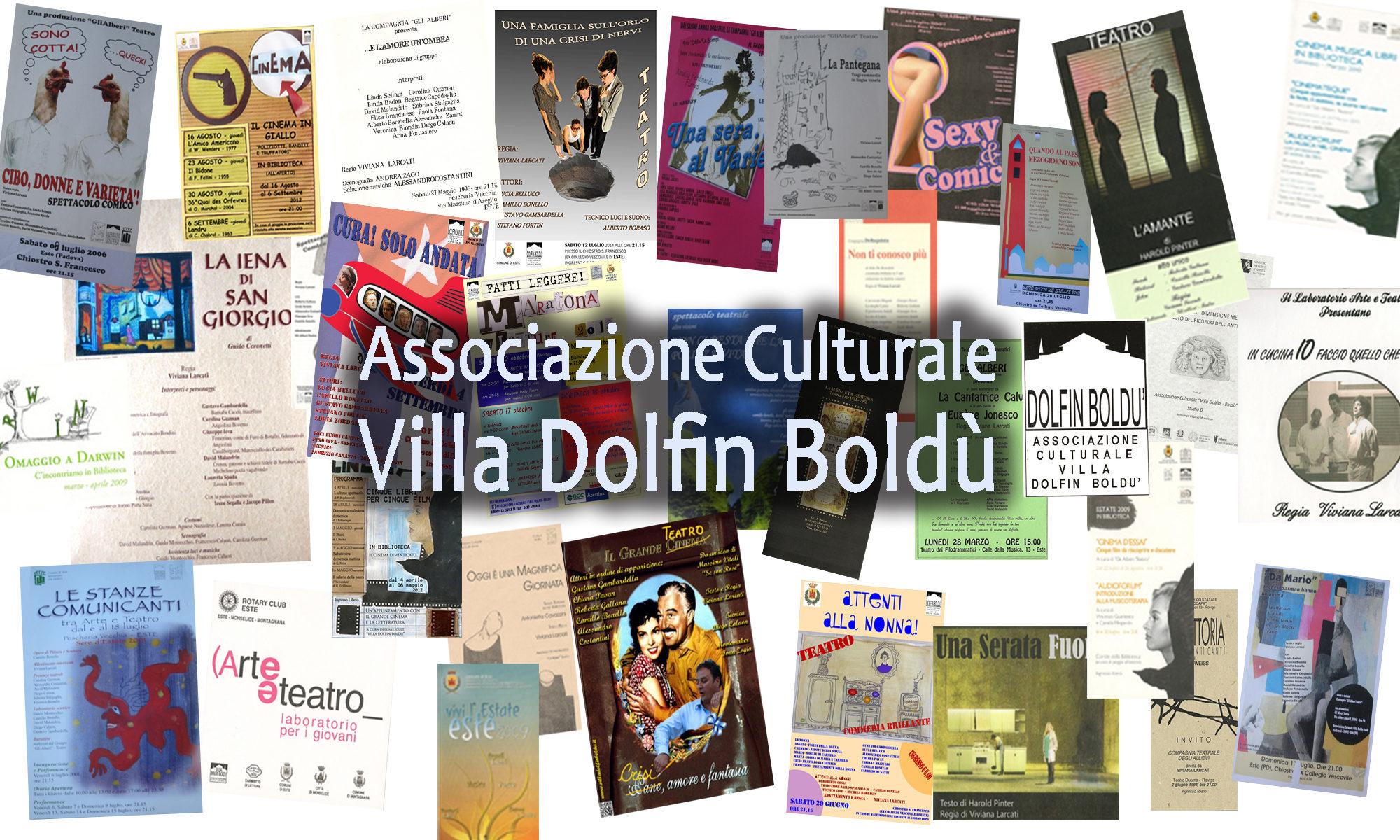 Associazione culturale villa dolfin boldu'